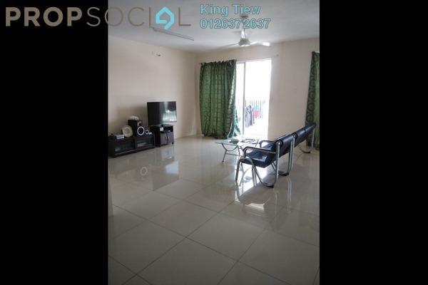 For Sale Condominium at Platinum Lake PV15, Setapak Leasehold Unfurnished 3R/2B 630k