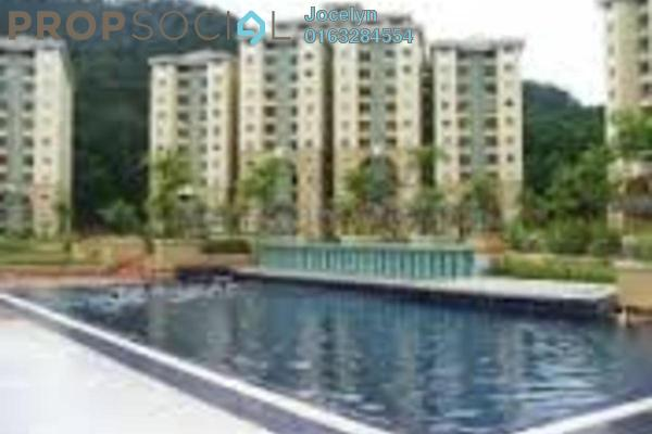For Rent Apartment at Ketumbar Heights, Cheras Freehold Semi Furnished 3R/2B 900translationmissing:en.pricing.unit