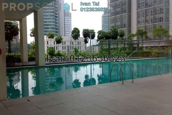 For Sale Duplex at Suria Stonor, KLCC Freehold Fully Furnished 5R/7B 5.2百万