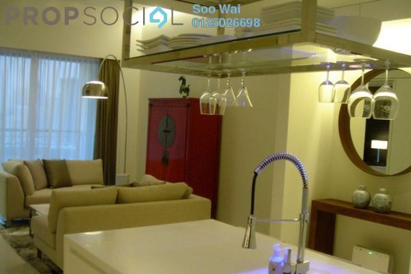 For Rent Condominium at Hampshire Place, KLCC Freehold Fully Furnished 1R/1B 5k