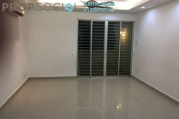 For Sale Condominium at Aman Heights, Seri Kembangan Freehold Semi Furnished 4R/2B 450k