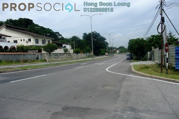 For Sale Land at Section 6, Petaling Jaya Freehold Unfurnished 0R/0B 3.78m