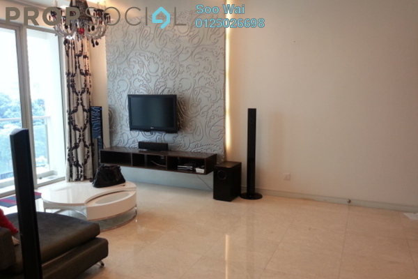 For Rent Serviced Residence at Marc Service Residence, KLCC Freehold Fully Furnished 3R/3B 6k