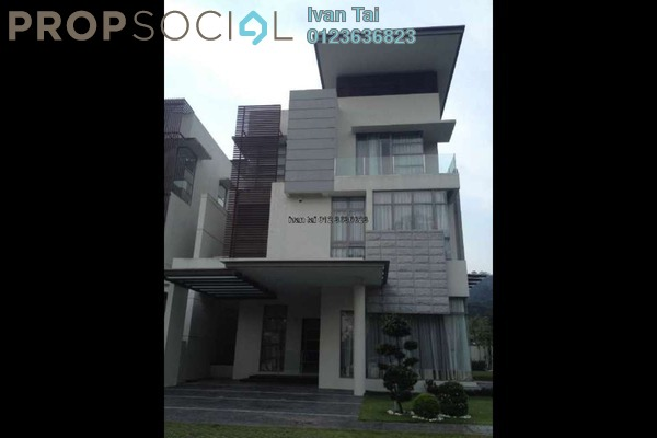 For Rent Bungalow at The Valley TTDI, Ampang Leasehold Semi Furnished 7R/8B 12k