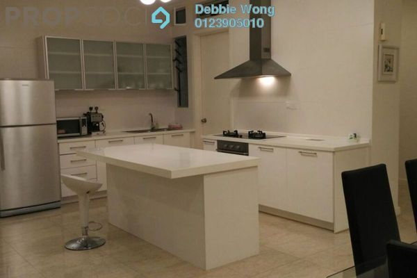 For Rent Condominium at Idaman Residence, KLCC Freehold Fully Furnished 3R/2B 7k