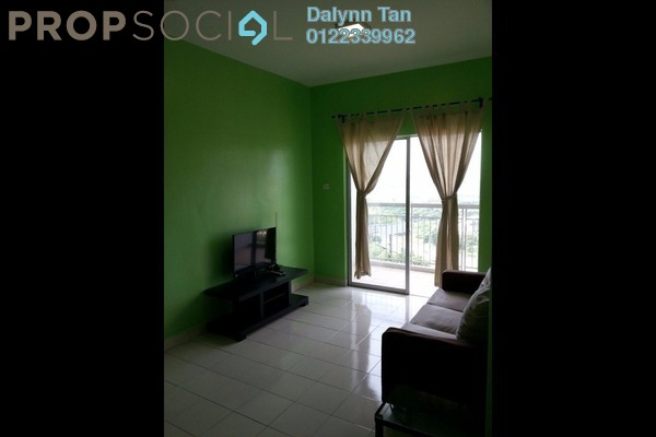 For Rent Serviced Residence at Residensi Laguna, Bandar Sunway Leasehold Fully Furnished 3R/2B 1.8k
