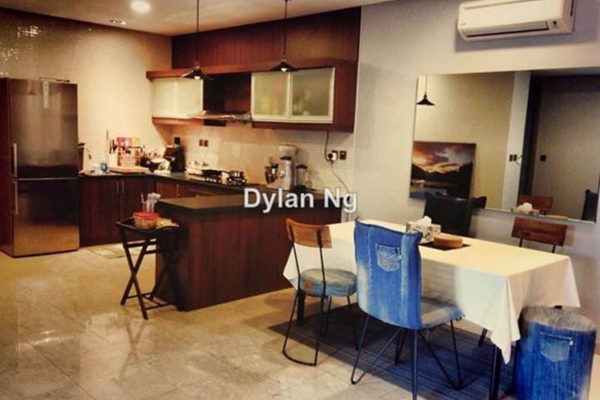 For Sale Condominium at The CapSquare Residences, Dang Wangi Leasehold Unfurnished 2R/3B 1.07m