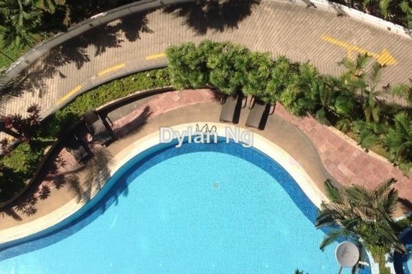 For Sale Condominium at Sri Kia Peng, KLCC Leasehold Unfurnished 3R/4B 1.8百万