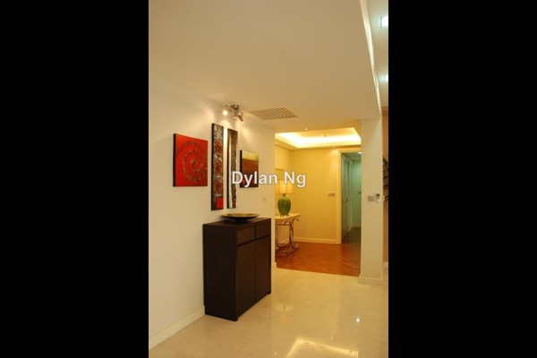 For Sale Condominium at Hampshire Park, KLCC Leasehold Fully Furnished 3R/4B 1.7m