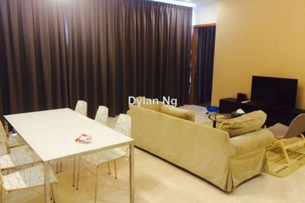 For Rent Condominium at Vipod Suites, KLCC Leasehold Unfurnished 2R/3B 6.5k