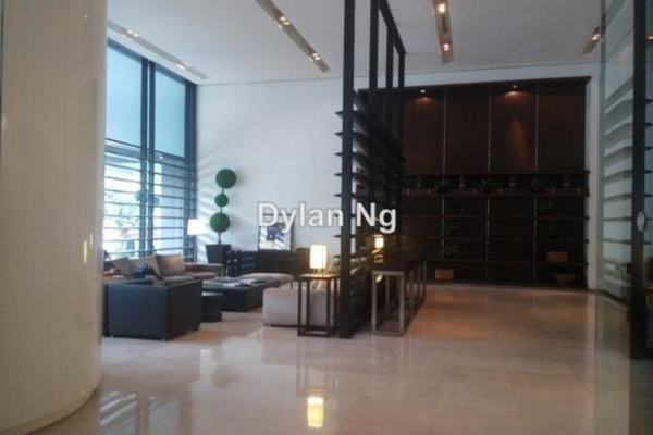 For Rent Condominium at K Residence, KLCC Leasehold Semi Furnished 3R/4B 8.5k