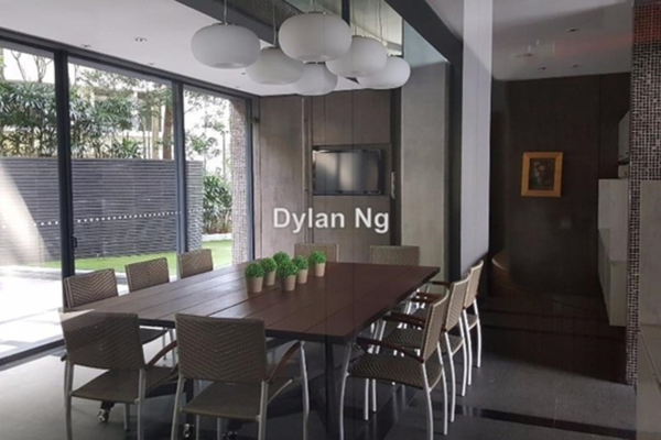 For Rent Condominium at Rhombus, Bangsar Leasehold Unfurnished 4R/5B 19k