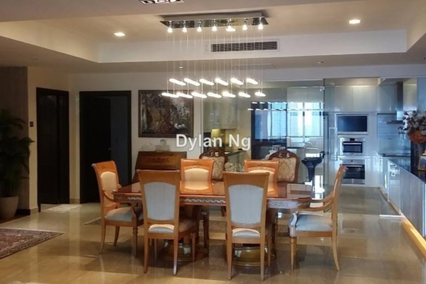 For Rent Condominium at 3 Kia Peng, KLCC Freehold Unfurnished 4R/5B 9k