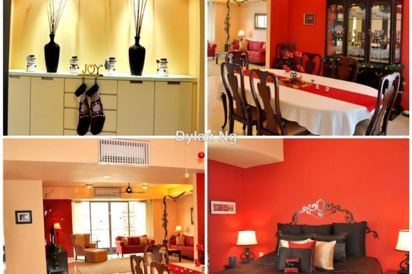 For Rent Condominium at 2 Hampshire, KLCC Leasehold Unfurnished 3R/4B 7.5k