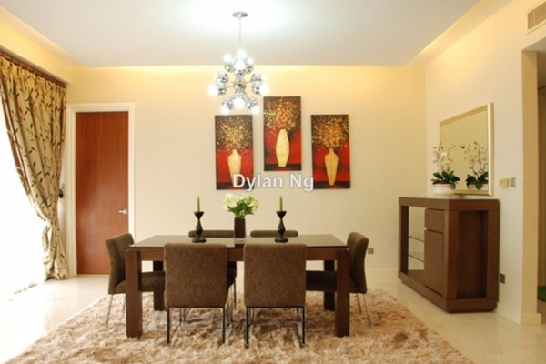 For Rent Condominium at Hampshire Park, KLCC Leasehold Fully Furnished 3R/4B 8k