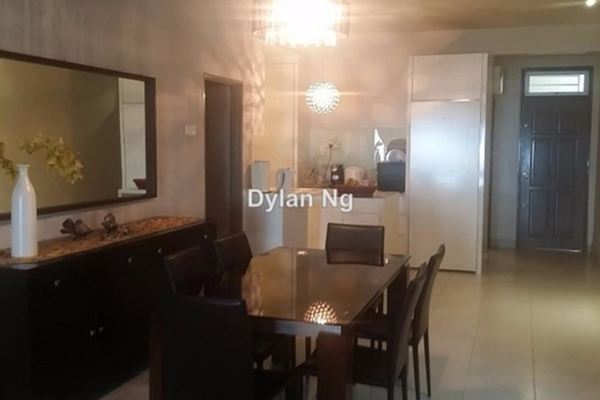 For Rent Condominium at Tebrau City Residences, Tebrau Leasehold Unfurnished 3R/2B 1.6k