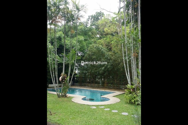 For Sale Bungalow at Taman Tasik Titiwangsa, Titiwangsa Freehold Unfurnished 8R/7B 6.5m
