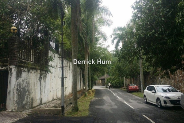 For Sale Bungalow at Bukit Tunku, Kenny Hills Freehold Unfurnished 6R/7B 10.6m