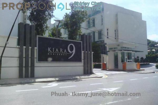 For Sale Condominium at Kiara 9, Mont Kiara Freehold Fully Furnished 4R/4B 1.3m