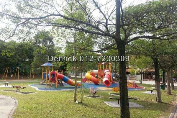 For Sale Link at Damai Rasa, Alam Damai Leasehold Unfurnished 4R/3B 1.19m