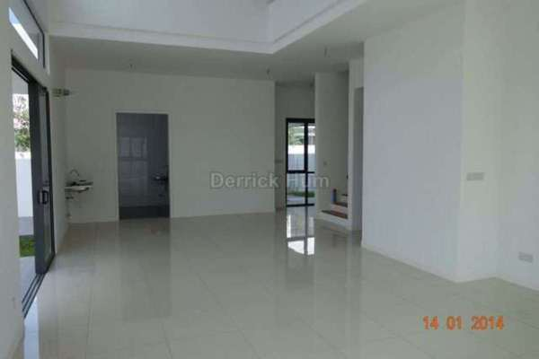 For Sale Semi-Detached at Twin Palms, Bandar Sungai Long Freehold Unfurnished 4R/5B 1.5m