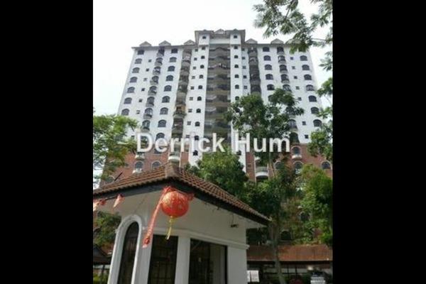 For Sale Condominium at Flora Green, Bandar Sungai Long Leasehold Unfurnished 4R/3B 760k