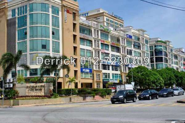 For Sale Shop at 3 Two Square, Petaling Jaya Leasehold Unfurnished 0R/1B 2.38m