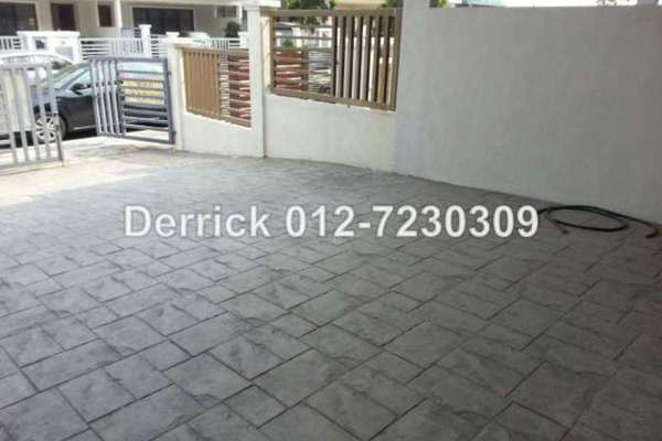 For Sale Terrace at Sierra 6, 16 Sierra Freehold Unfurnished 4R/4B 1.19m
