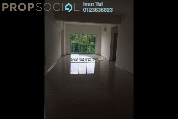 For Rent Condominium at Villa Orkid, Segambut Freehold Semi Furnished 3R/3B 2.5k