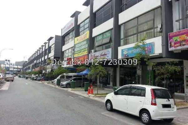 For Rent Shop at The Trillium, Sungai Besi Leasehold Unfurnished 0R/1B 6k