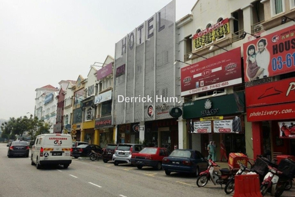 For Rent Shop at Dataran Sunway, Kota Damansara Leasehold Unfurnished 0R/1B 8.6k
