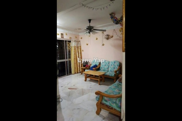 For Sale Terrace at Taman Seri Sementa , Kapar Leasehold Semi Furnished 4R/3B 300k