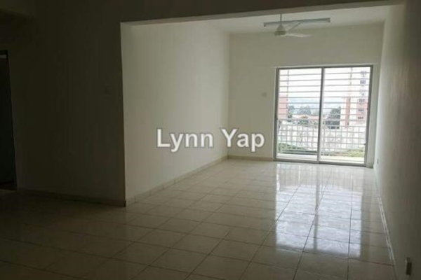For Rent Condominium at Pelangi Heights, Klang Leasehold Unfurnished 3R/2B 1.1k