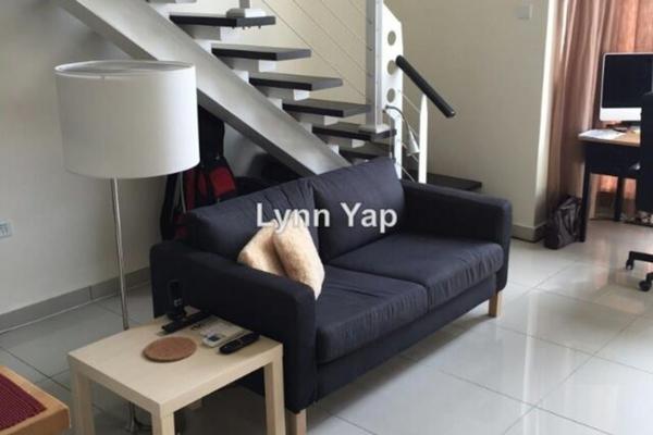 For Rent SoHo/Studio at The Scott Soho, Old Klang Road Leasehold Fully Furnished 1R/2B 2.4k