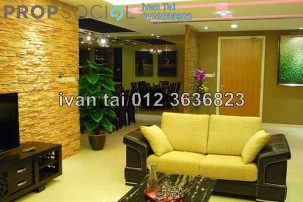 For Rent Condominium at 28 Mont Kiara, Mont Kiara Freehold Fully Furnished 3R/5B 13k