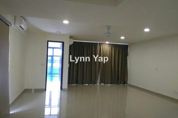 For Rent SoHo/Studio at Trefoil, Setia Alam Leasehold Semi Furnished 0R/2B 1k