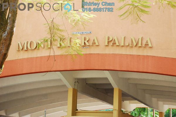 For Sale Condominium at Mont Kiara Palma, Mont Kiara Freehold Fully Furnished 3R/2B 890.0千
