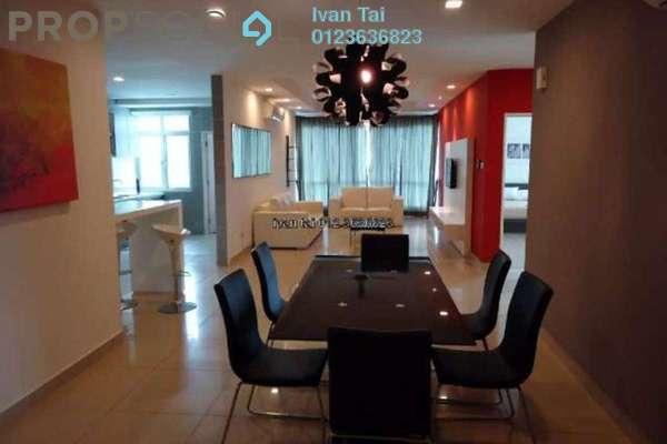For Rent Condominium at Aston Kiara 3, Mont Kiara Freehold Fully Furnished 3R/3B 3k