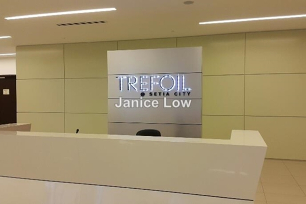 For Sale Shop at Trefoil, Setia Alam Leasehold Unfurnished 0R/2B 430k