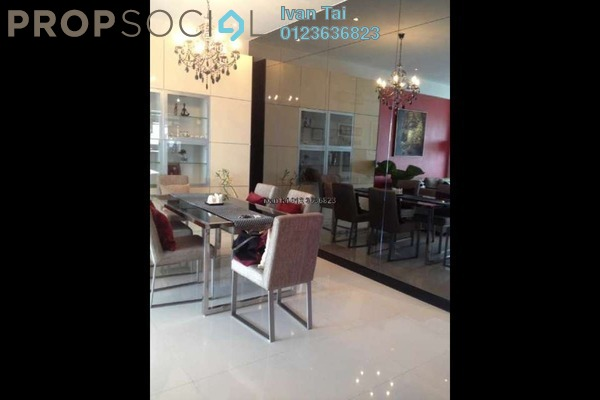 For Rent Condominium at Suasana Sentral Loft, KL Sentral Freehold Fully Furnished 3R/3B 7.5k