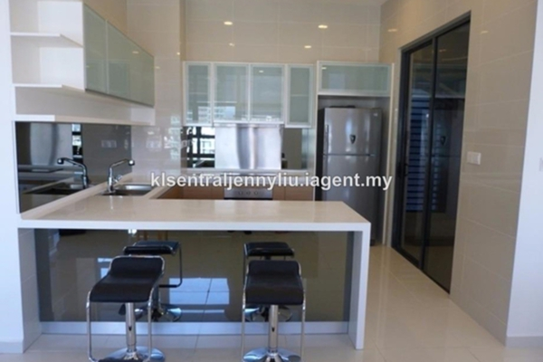 For Sale Serviced Residence at Mirage Residence, KLCC Leasehold Fully Furnished 3R/3B 2.61m
