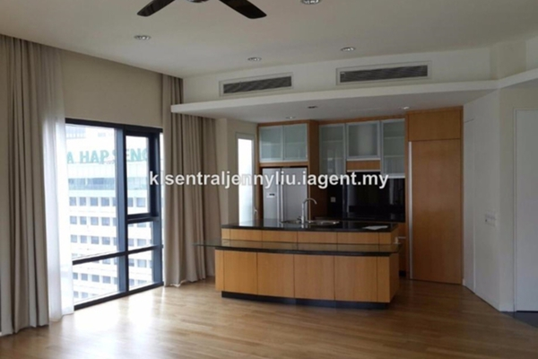 For Sale Serviced Residence at St Mary Residences, KLCC Leasehold Unfurnished 1R/2B 1.55m