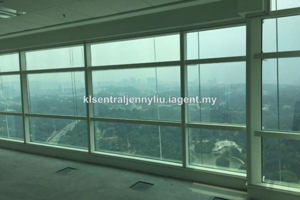 For Rent Office at Q Sentral, KL Sentral Leasehold Unfurnished 0R/0B 5.22k