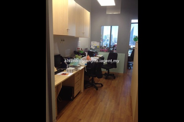 For Rent Office at Menara UOA Bangsar, Bangsar Leasehold Unfurnished 1R/1B 8k