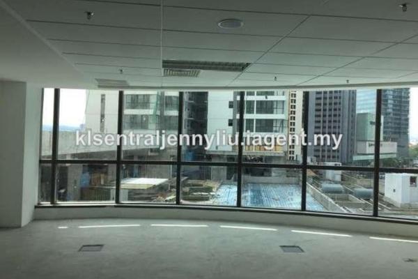 For Rent Office at KL Trillion, KLCC Leasehold Unfurnished 0R/1B 7.2k