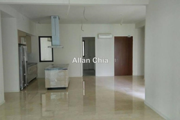 For Sale Condominium at Concerto Kiara, Dutamas Leasehold Semi Furnished 3R/4B 1.15m