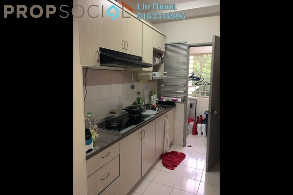 For Sale Condominium at Puncak Banyan, Cheras Freehold Fully Furnished 3R/2B 360k