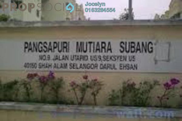 For Rent Apartment at Subang Bestari, Subang Freehold Semi Furnished 3R/2B 900translationmissing:en.pricing.unit