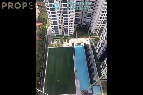For Rent Condominium at Concerto Kiara, Dutamas Freehold Semi Furnished 4R/4B 4.1k