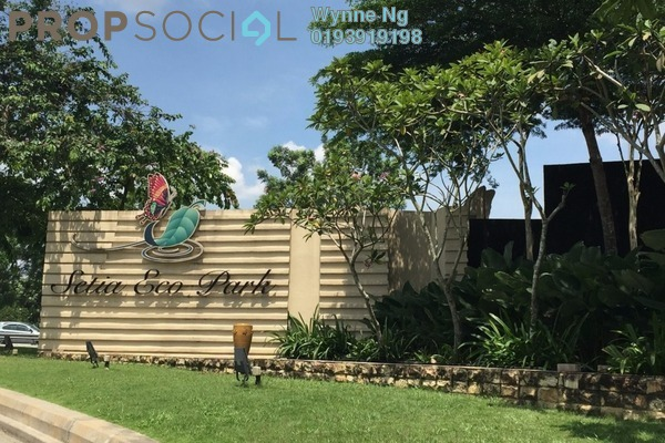 For Sale Bungalow at Setia Eco Park, Setia Alam Freehold Fully Furnished 6R/9B 8.5m